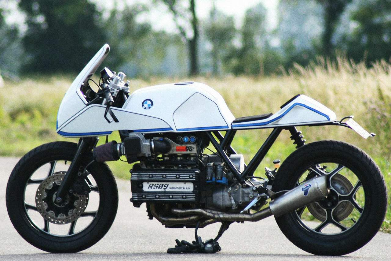 BMW K100RS Motorsport #5