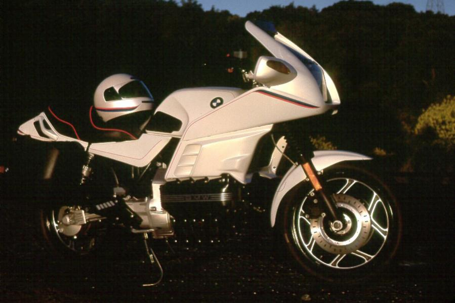 BMW K100RS Motorsport #7