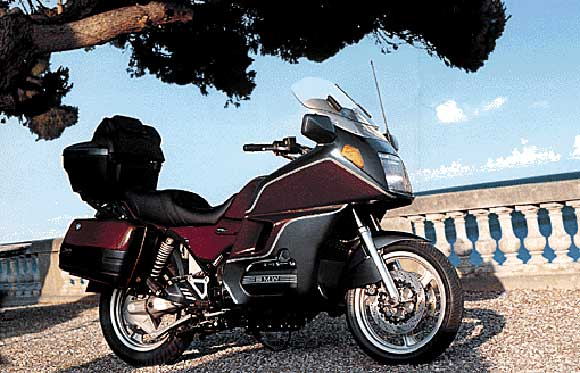 BMW K1100LT Highline #3