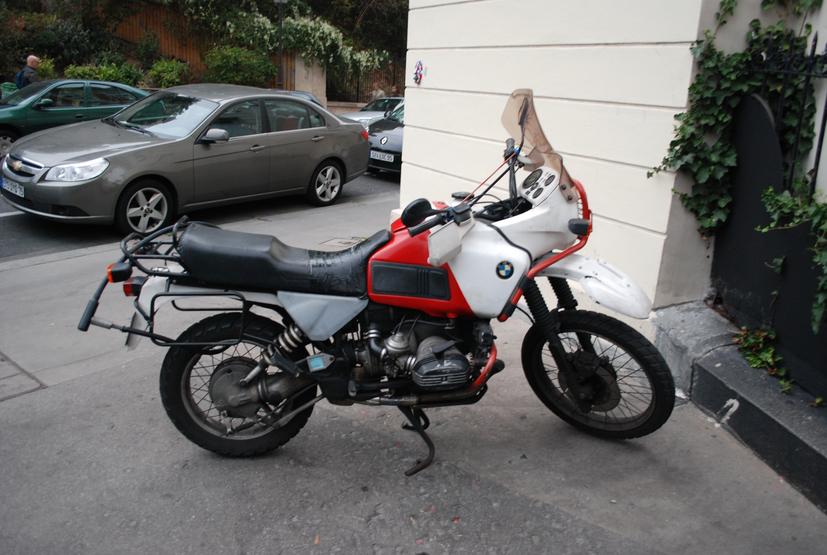 1994 BMW R100GS Paris-Dakar #10