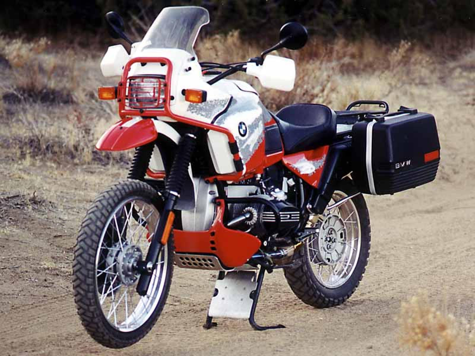 1994 BMW R100GS Paris-Dakar #2