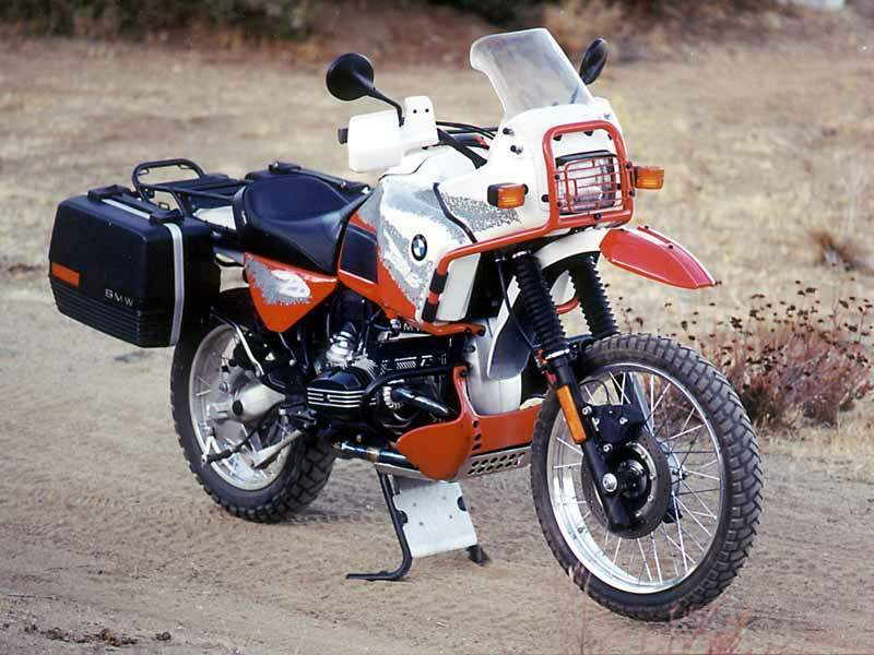 1994 BMW R100GS Paris-Dakar #3