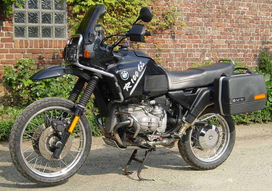 BMW R100GS PD Classic #3