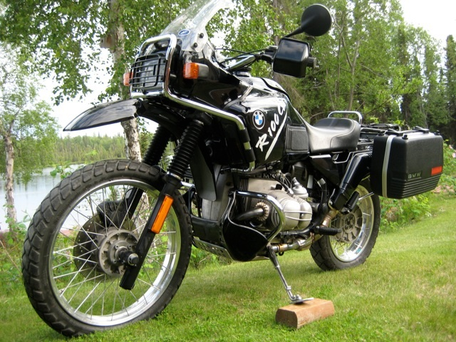 BMW R100GS PD Classic #2