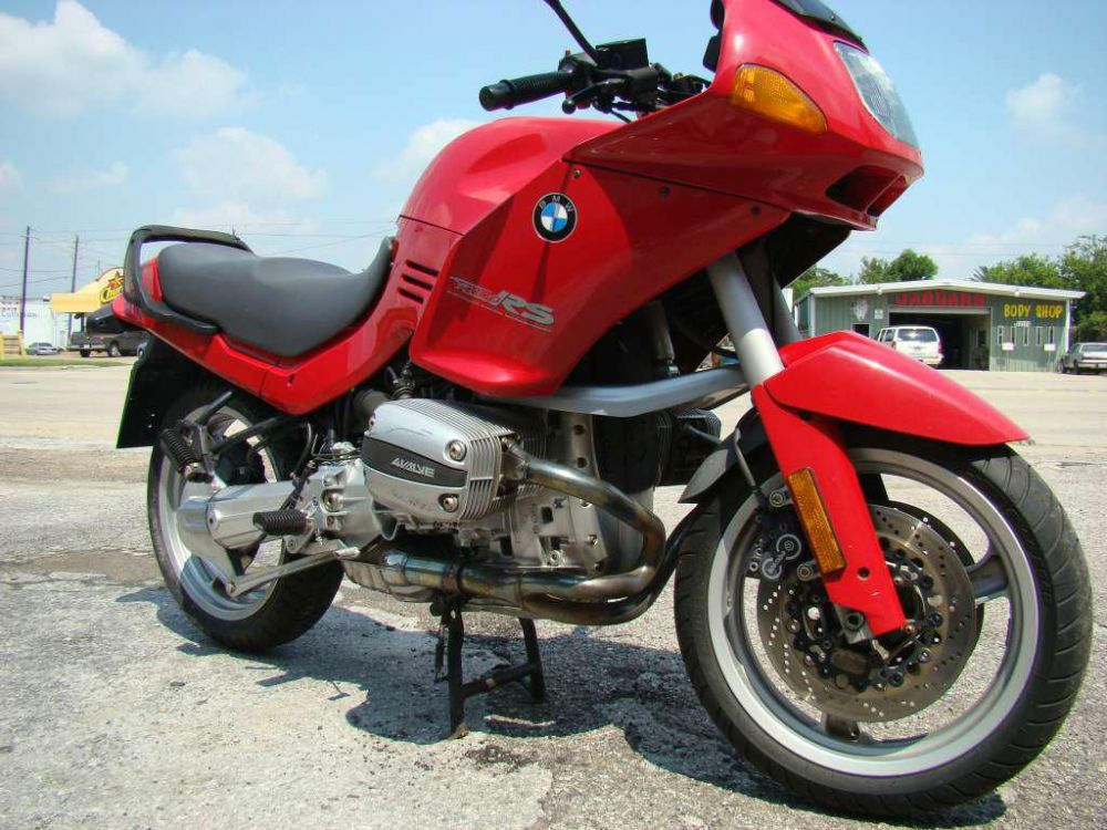1993 BMW R1100RS #5