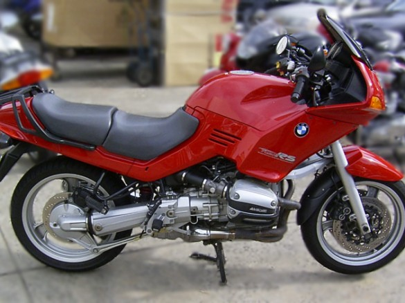 1993 BMW R1100RS #4
