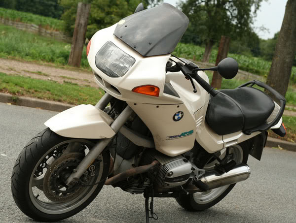 1993 BMW R1100RS #1