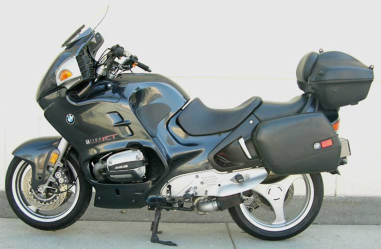 1993 BMW R1100RS #3
