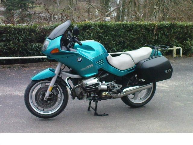 1993 BMW R1100RS #2