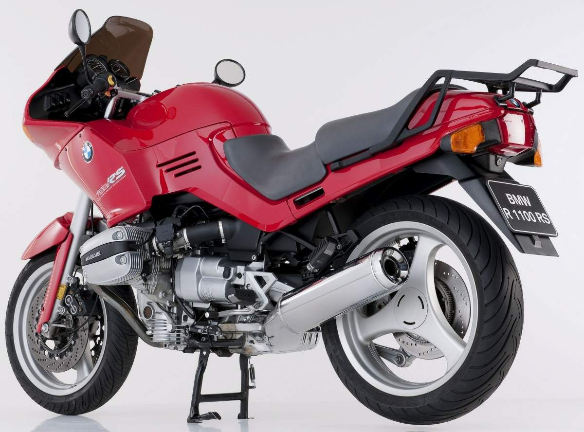 1993 BMW R1100RS #8