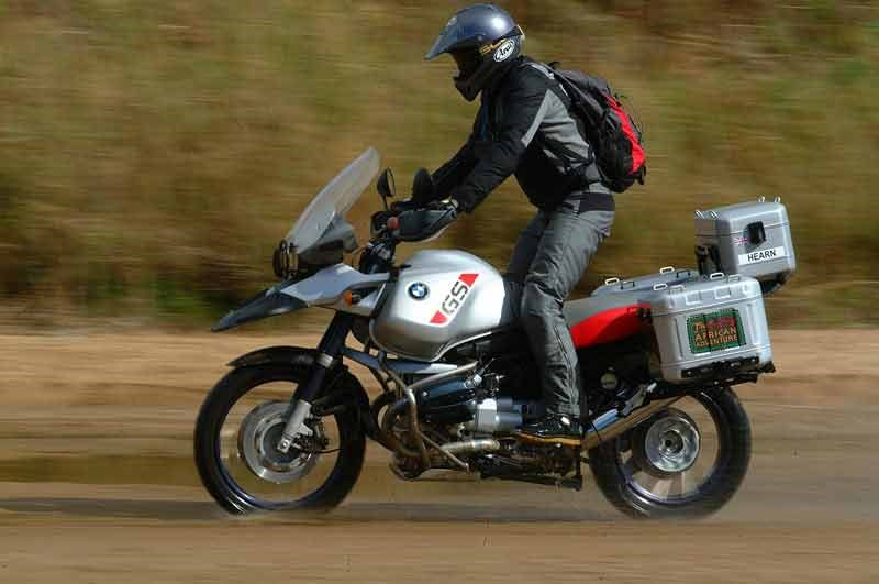 BMW R1150GS Adventure #1