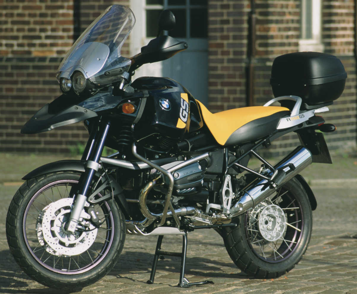 BMW R1150GS Adventure #6