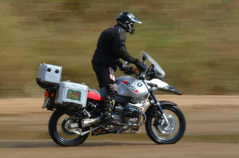BMW R1150GS Adventure #2
