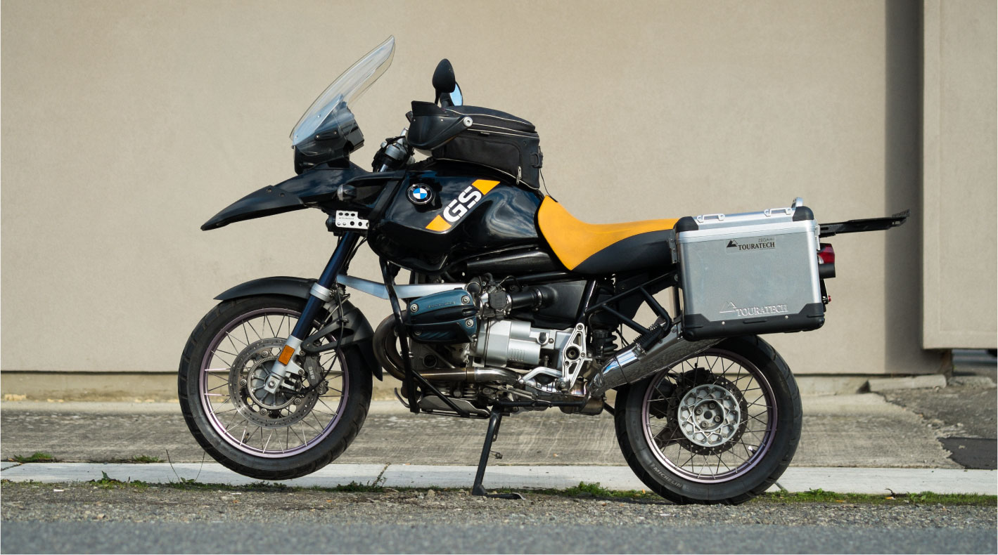 BMW R1150GS Adventure #5
