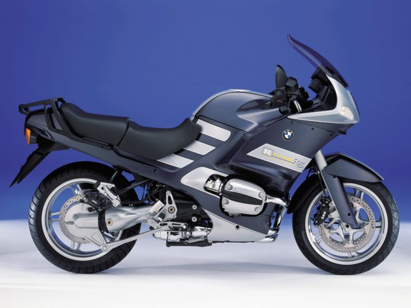 BMW R1150RS #8