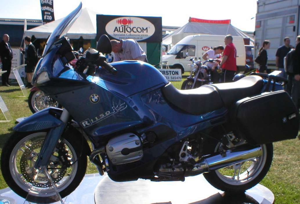 BMW R1150RS #7