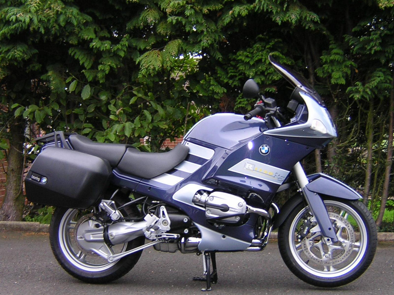 BMW R1150RS #2
