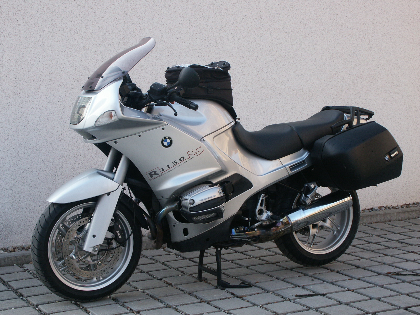 BMW R1150RS #6