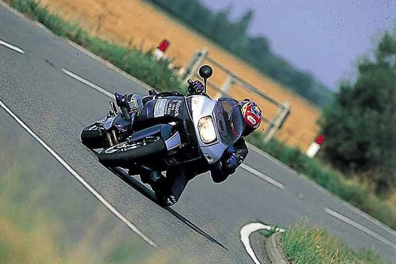 BMW R1150RS #9