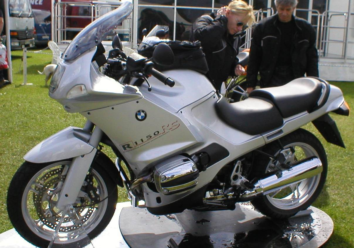 BMW R1150RS #10