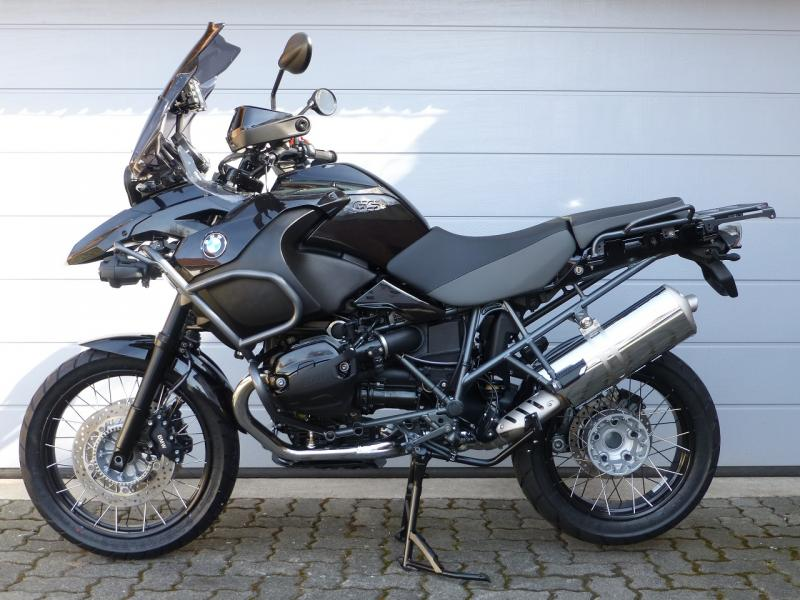 2012 BMW R1200GS Adventure Triple Black #4