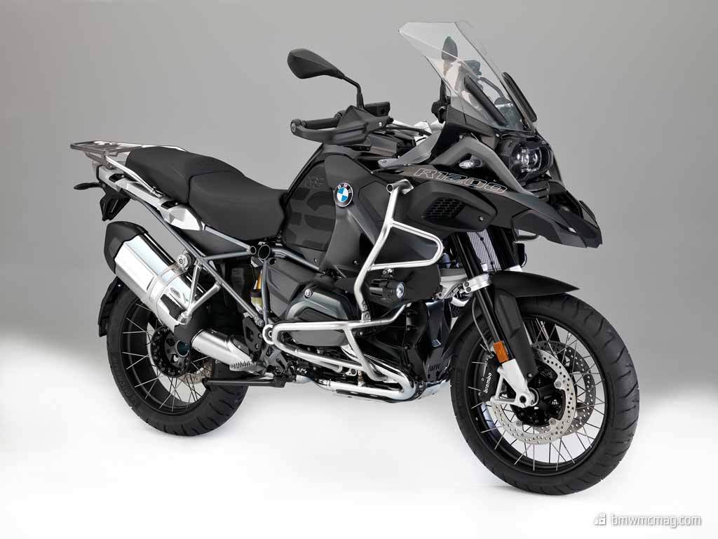 2012 BMW R1200GS Adventure Triple Black #7