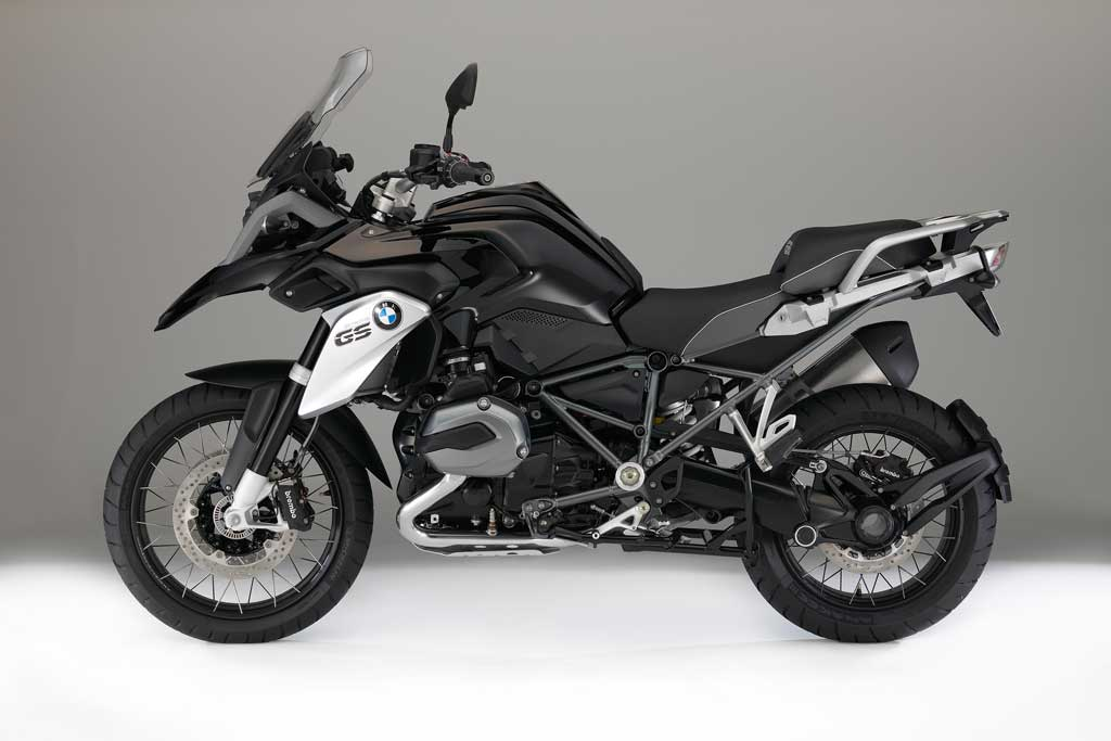 BMW R1200GS Adventure Triple Black #6