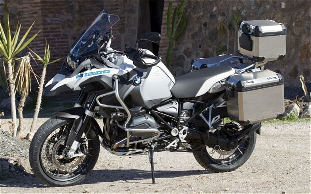 BMW R1200GS Adventure #8