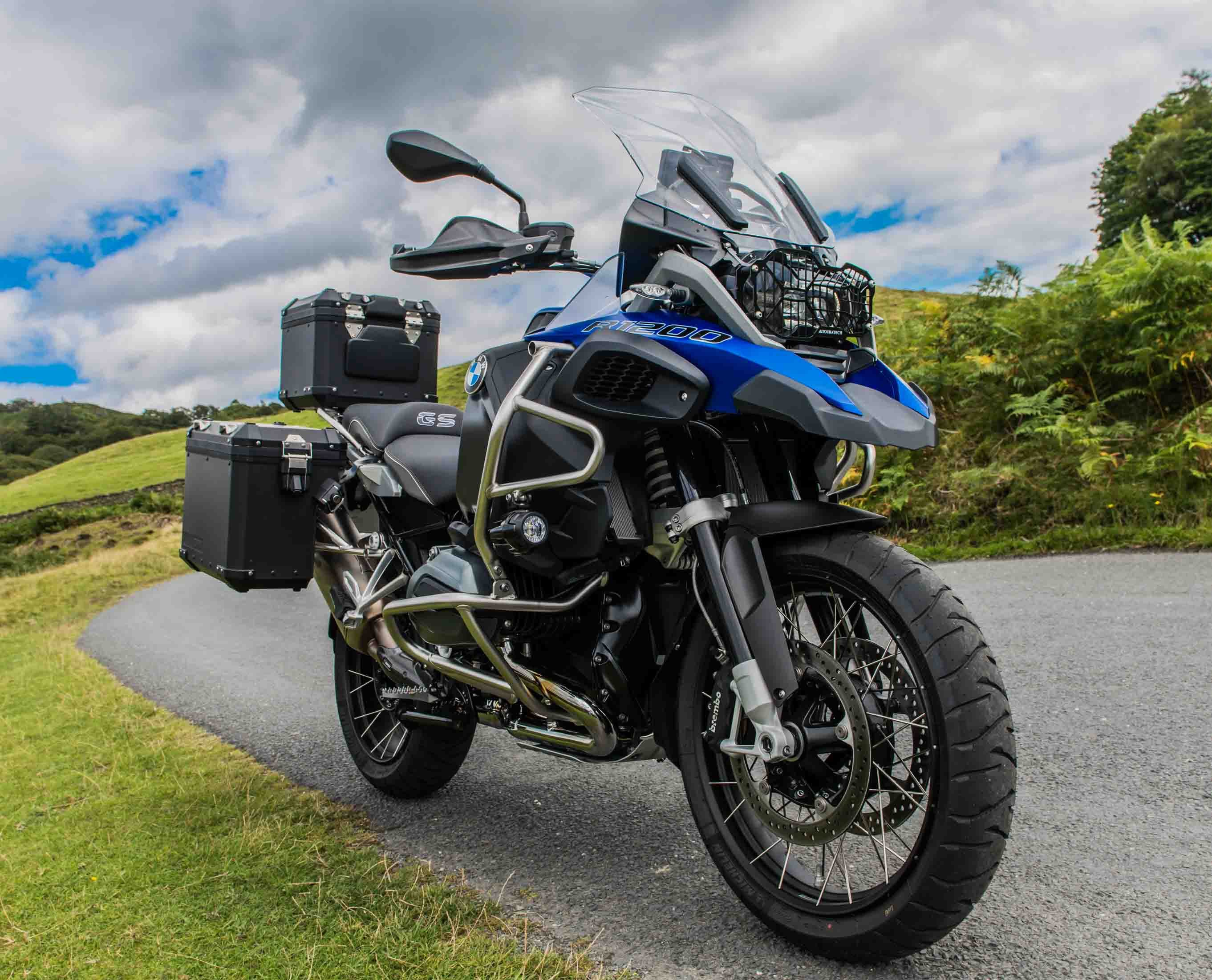 BMW R1200GS Adventure #1