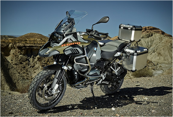 BMW R1200GS Adventure #3