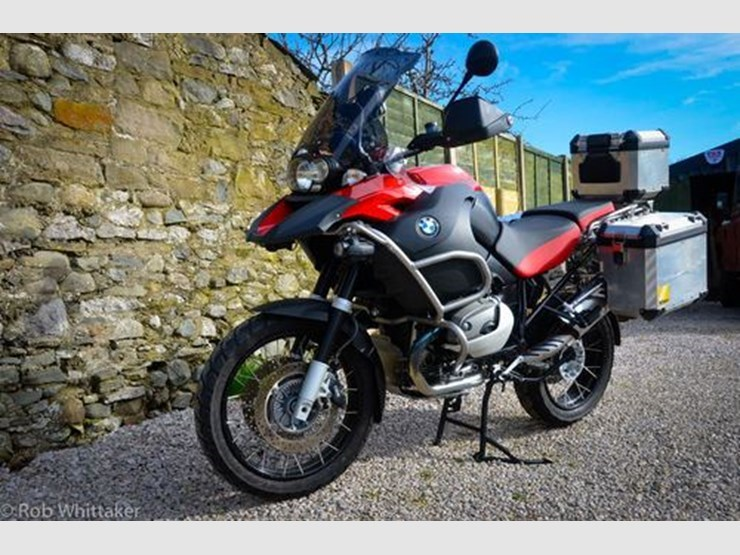 BMW R1200GS Adventure #6