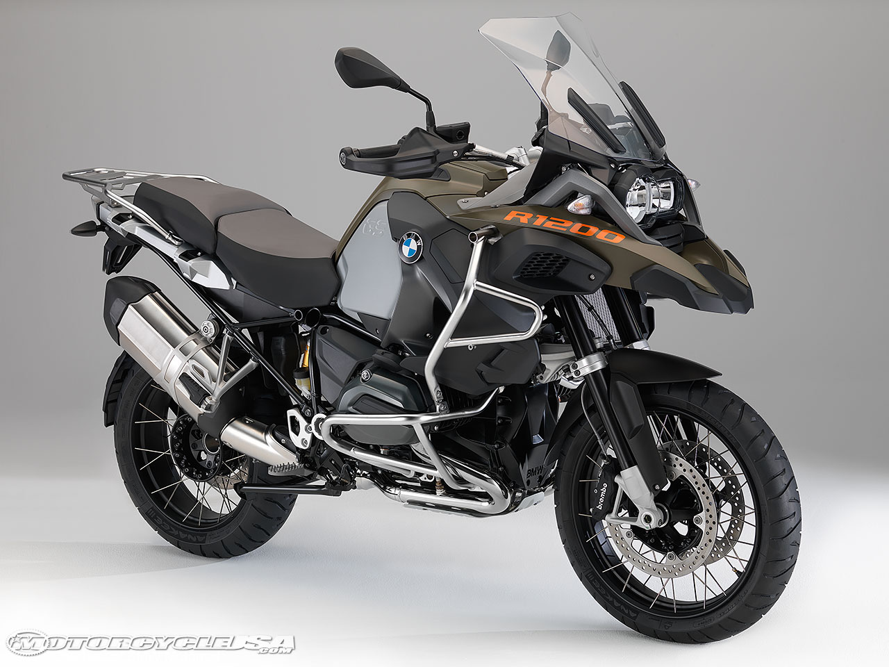 BMW R1200GS Adventure #9