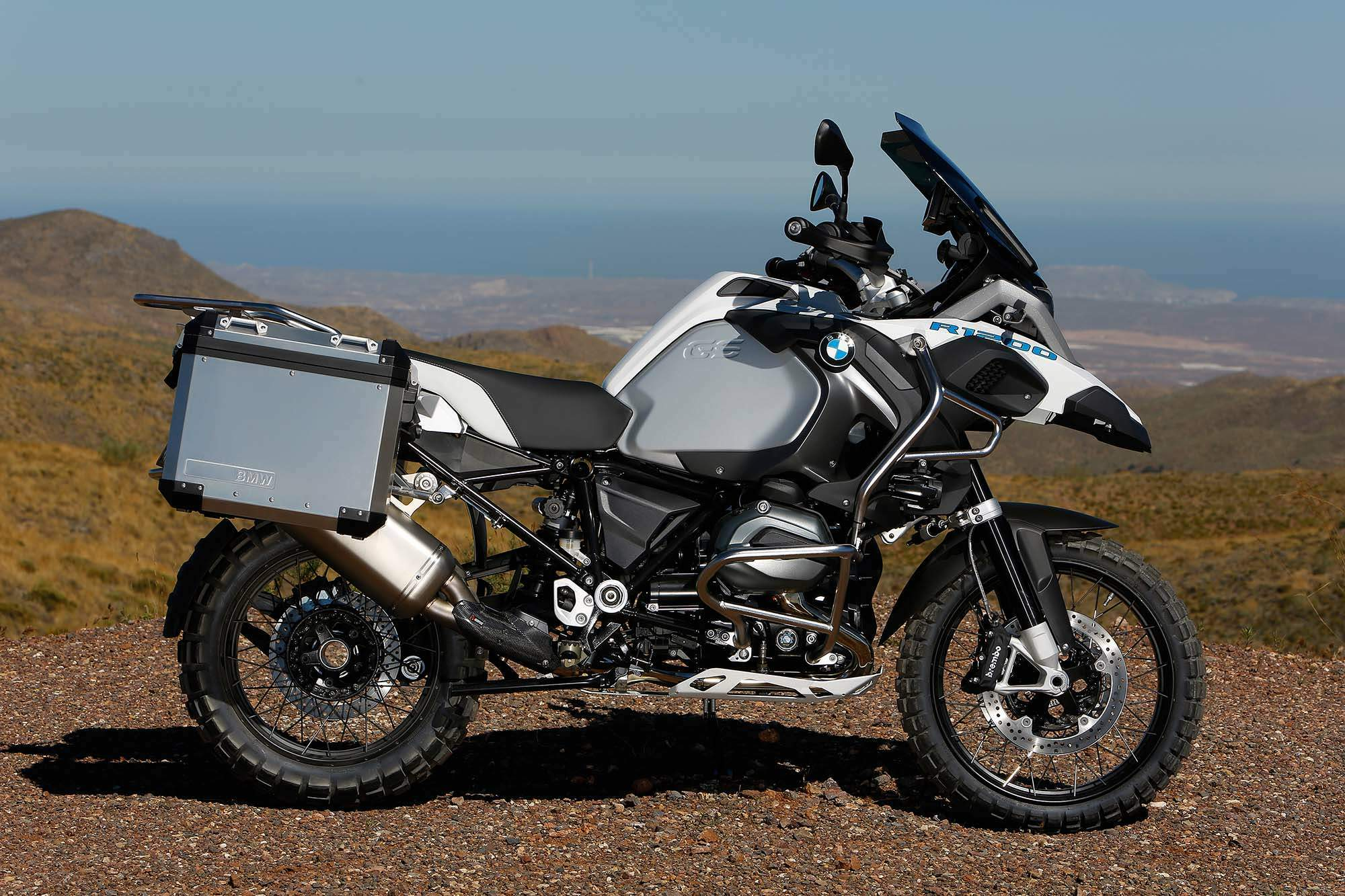 BMW R1200GS Adventure #2