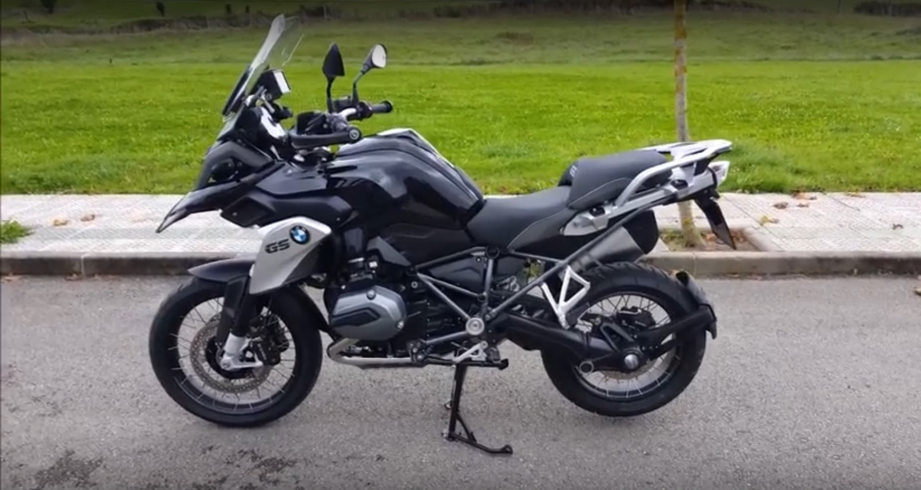 BMW R1200GS Triple Black #8