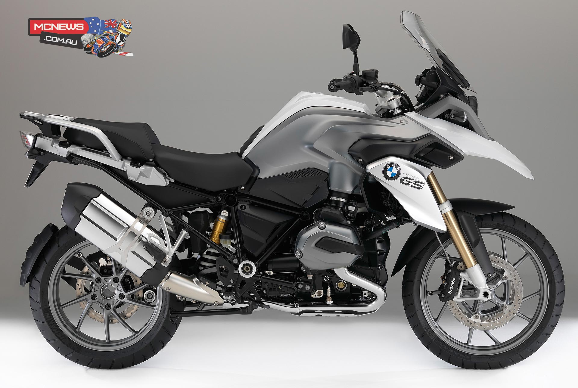 BMW R1200GS Triple Black #10