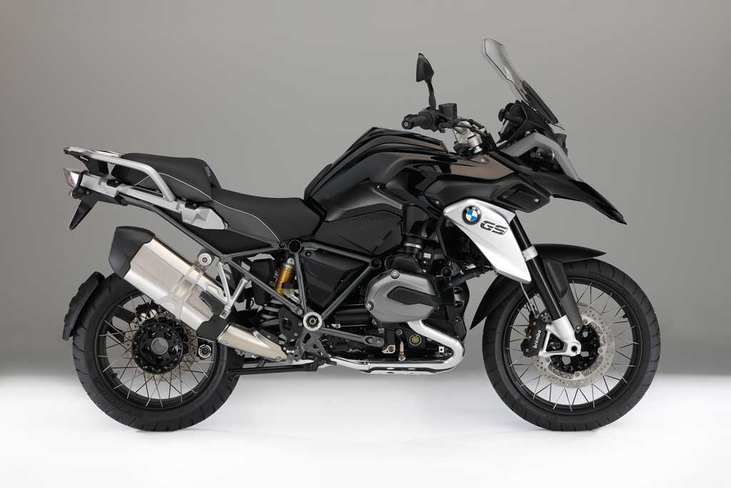 BMW R1200GS Triple Black #1