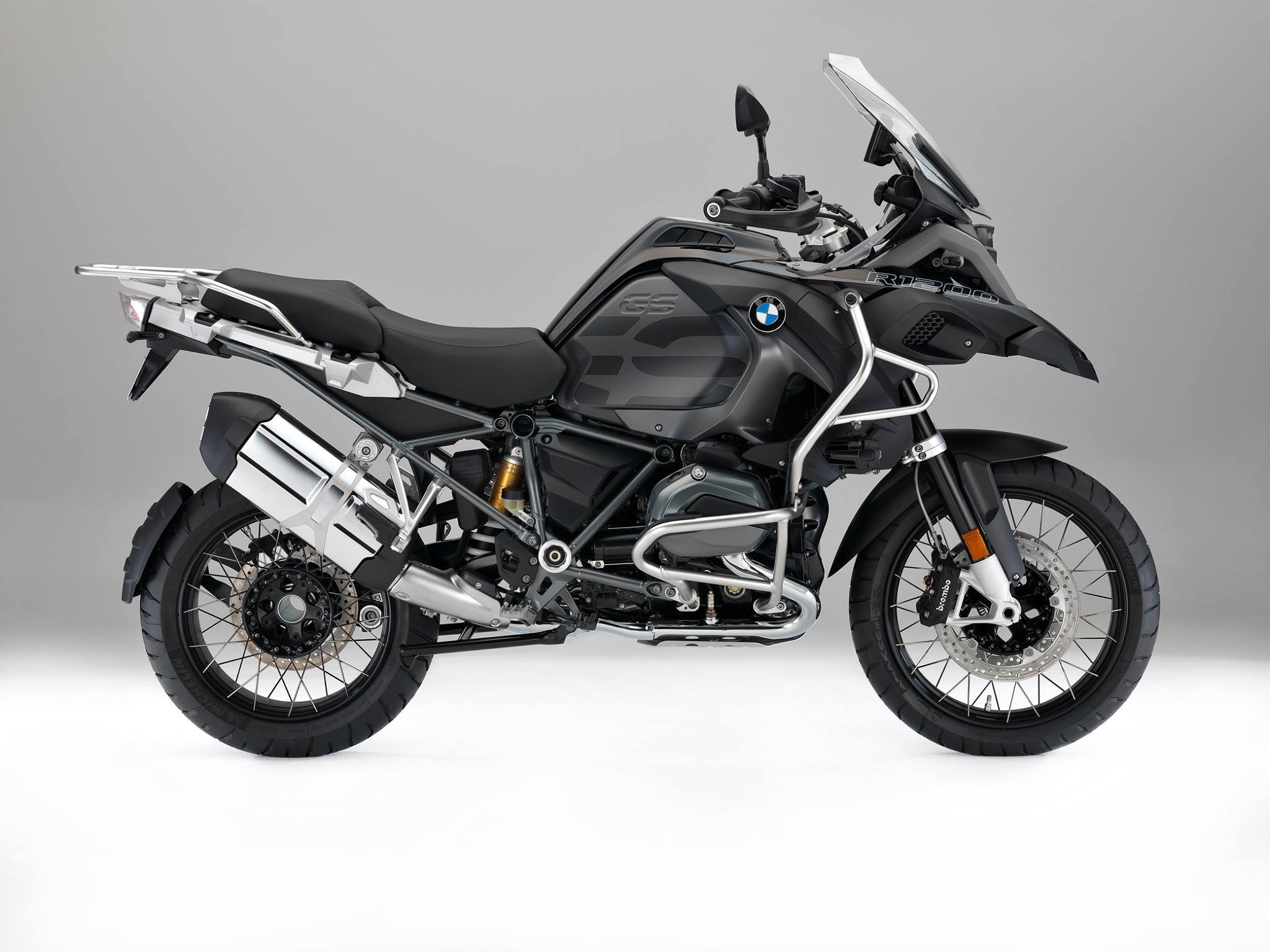 BMW R1200GS Triple Black #7