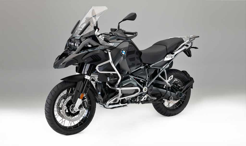 BMW R1200GS Triple Black #4