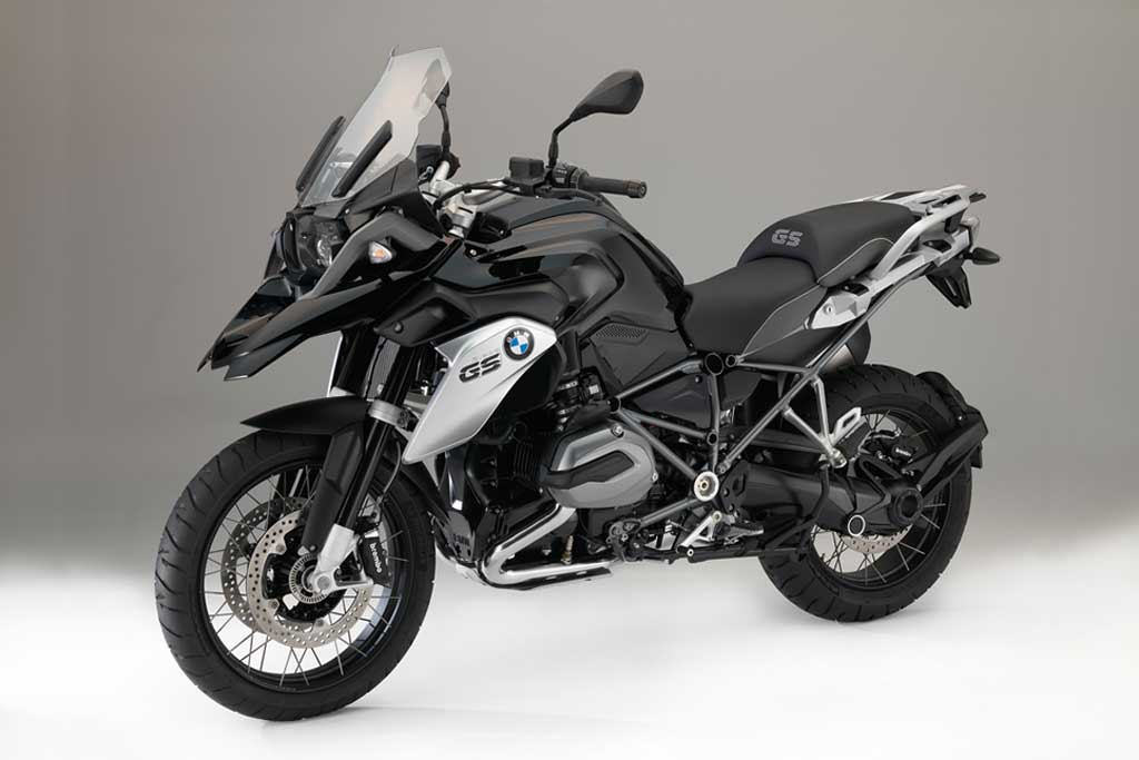 BMW R1200GS Triple Black #2
