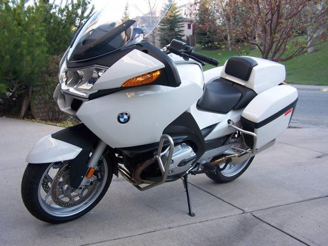 2007 Bmw R1200rt Police Photos Informations Articles Bikes