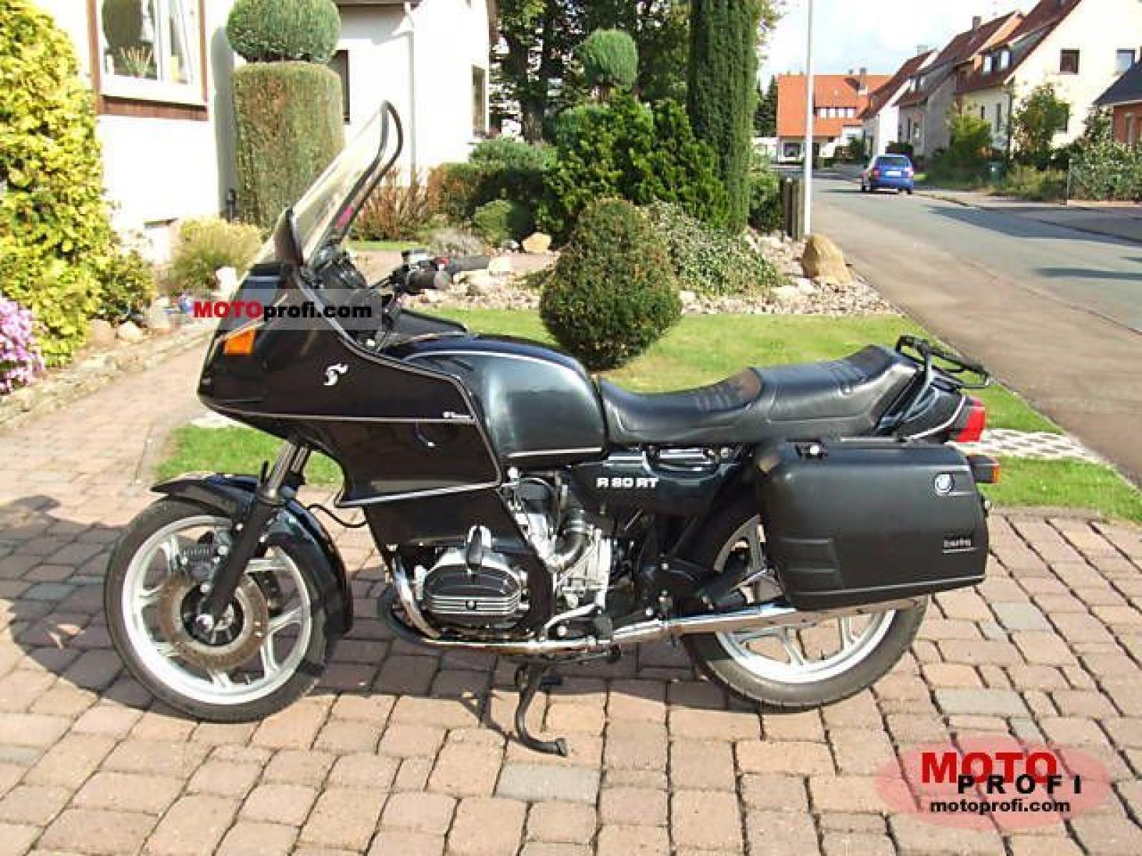 1980 BMW R45 (reduced effect) #9