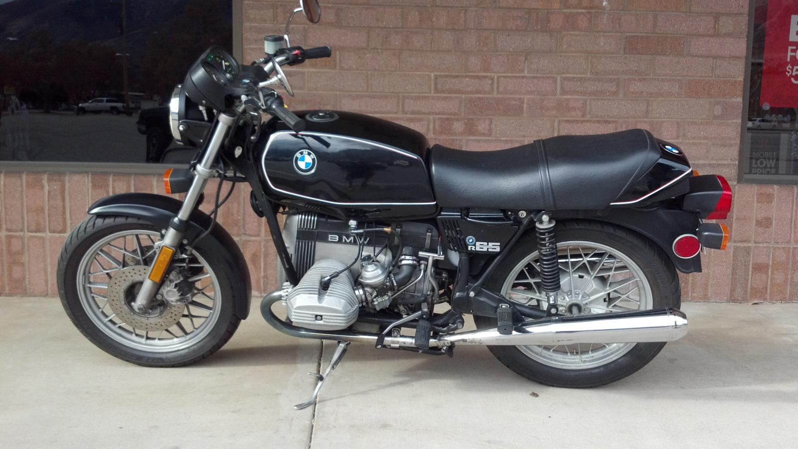 1980 BMW R45 (reduced effect) #6