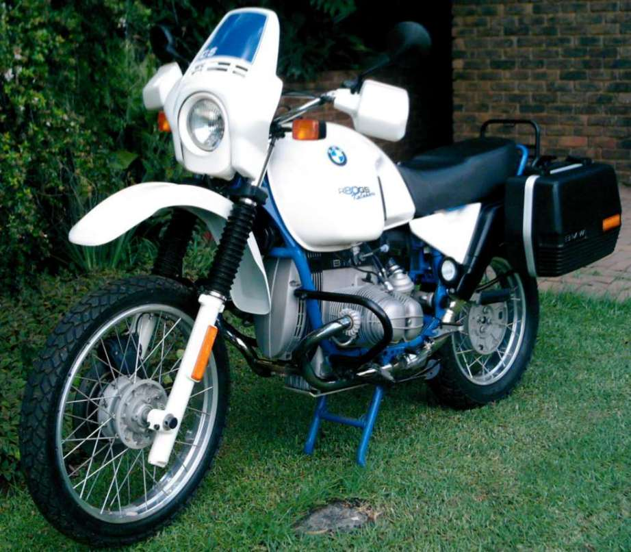 1997 BMW R80GS Basic #11