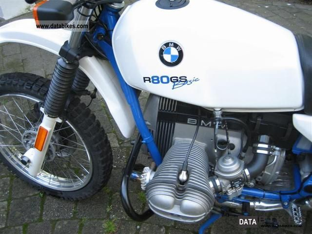 BMW R80GS Basic #7