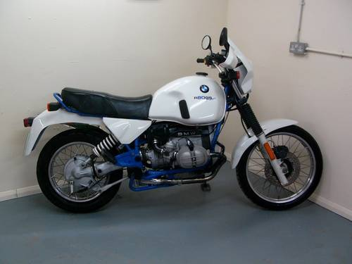 BMW R80GS Basic #5