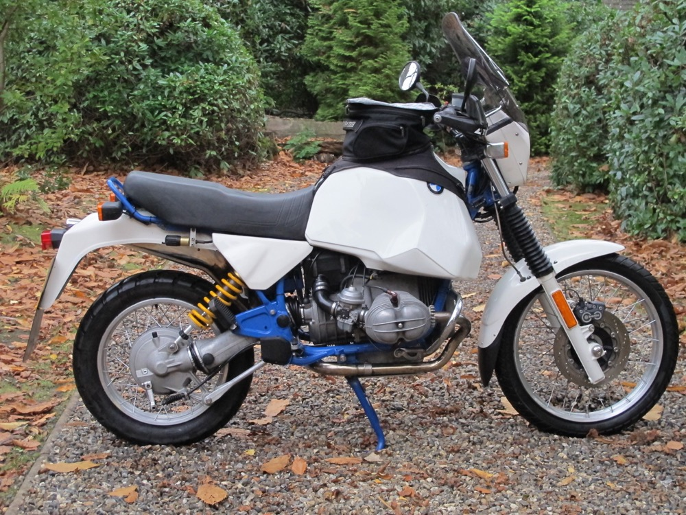 BMW R80GS Basic #4