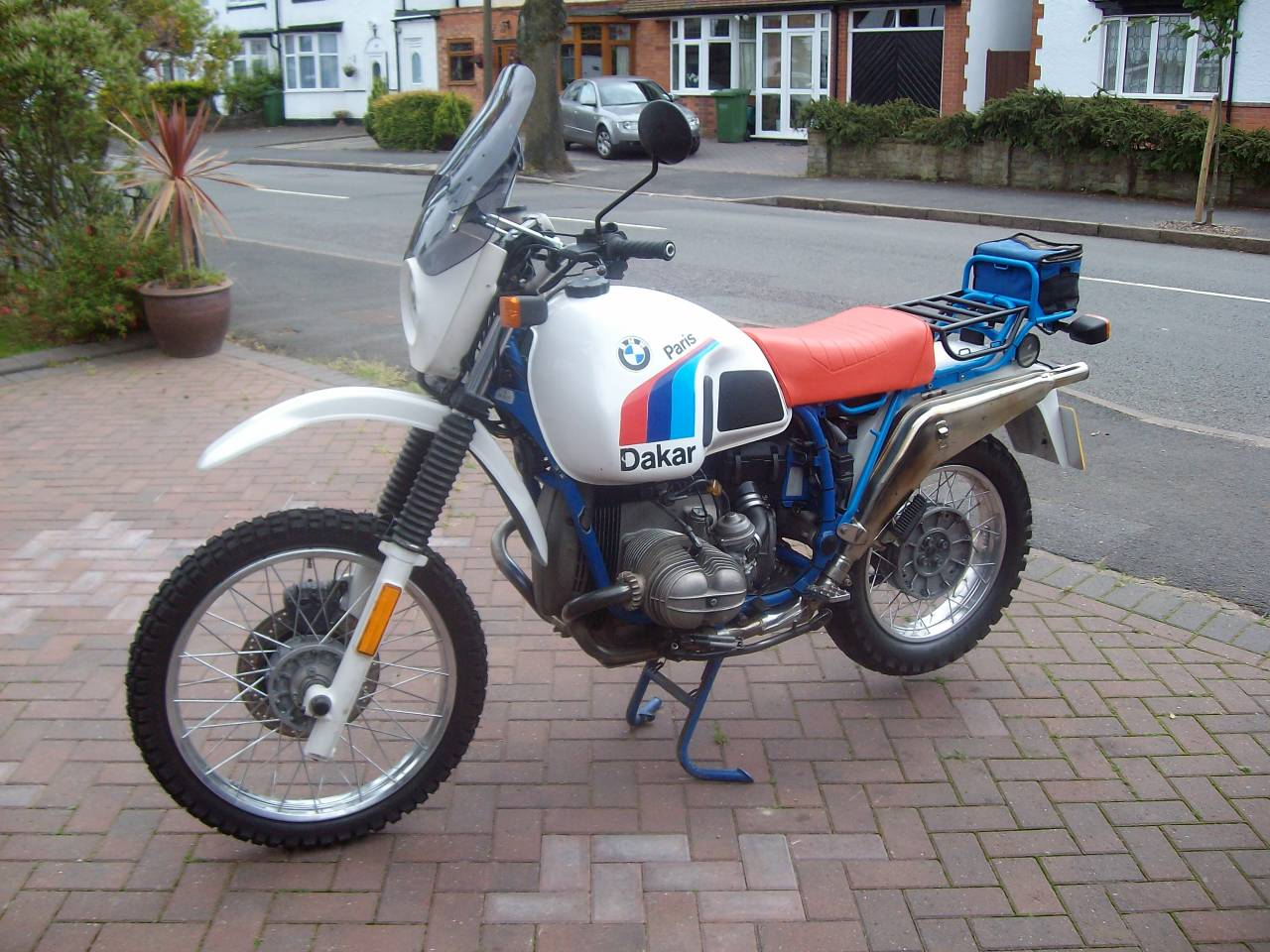 BMW R80GS Basic #8