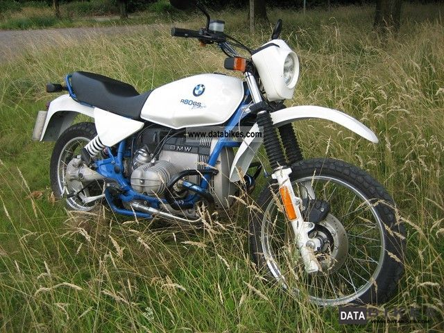 BMW R80GS Basic #6