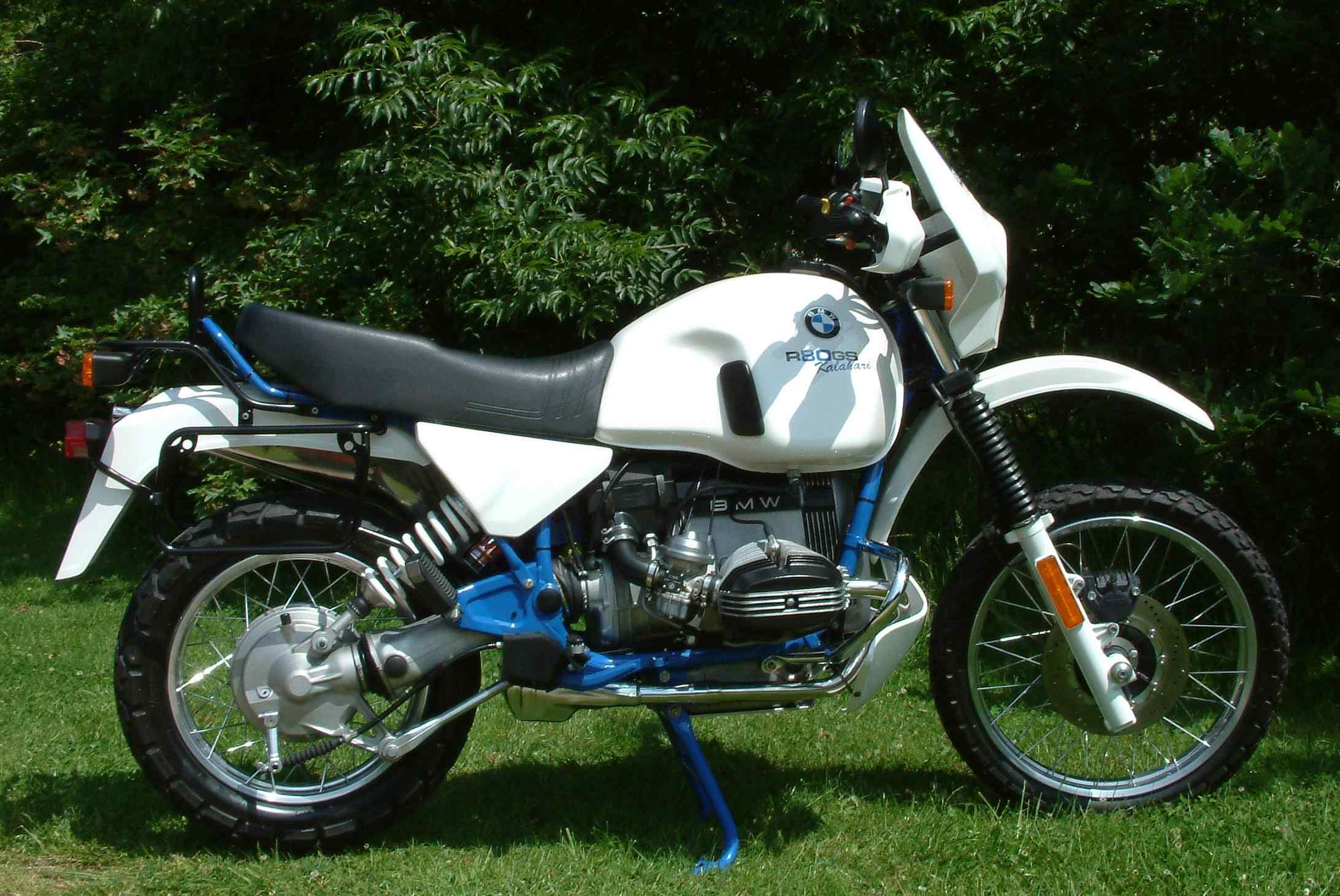 BMW R80GS Basic #2