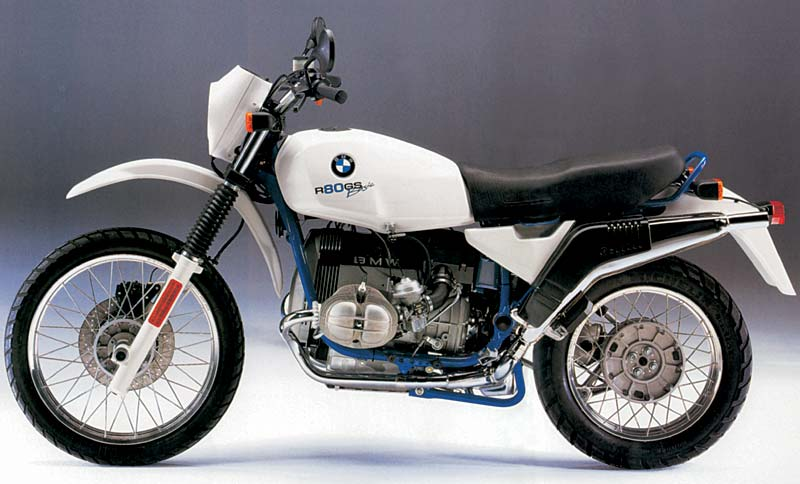 BMW R80GS Basic #1